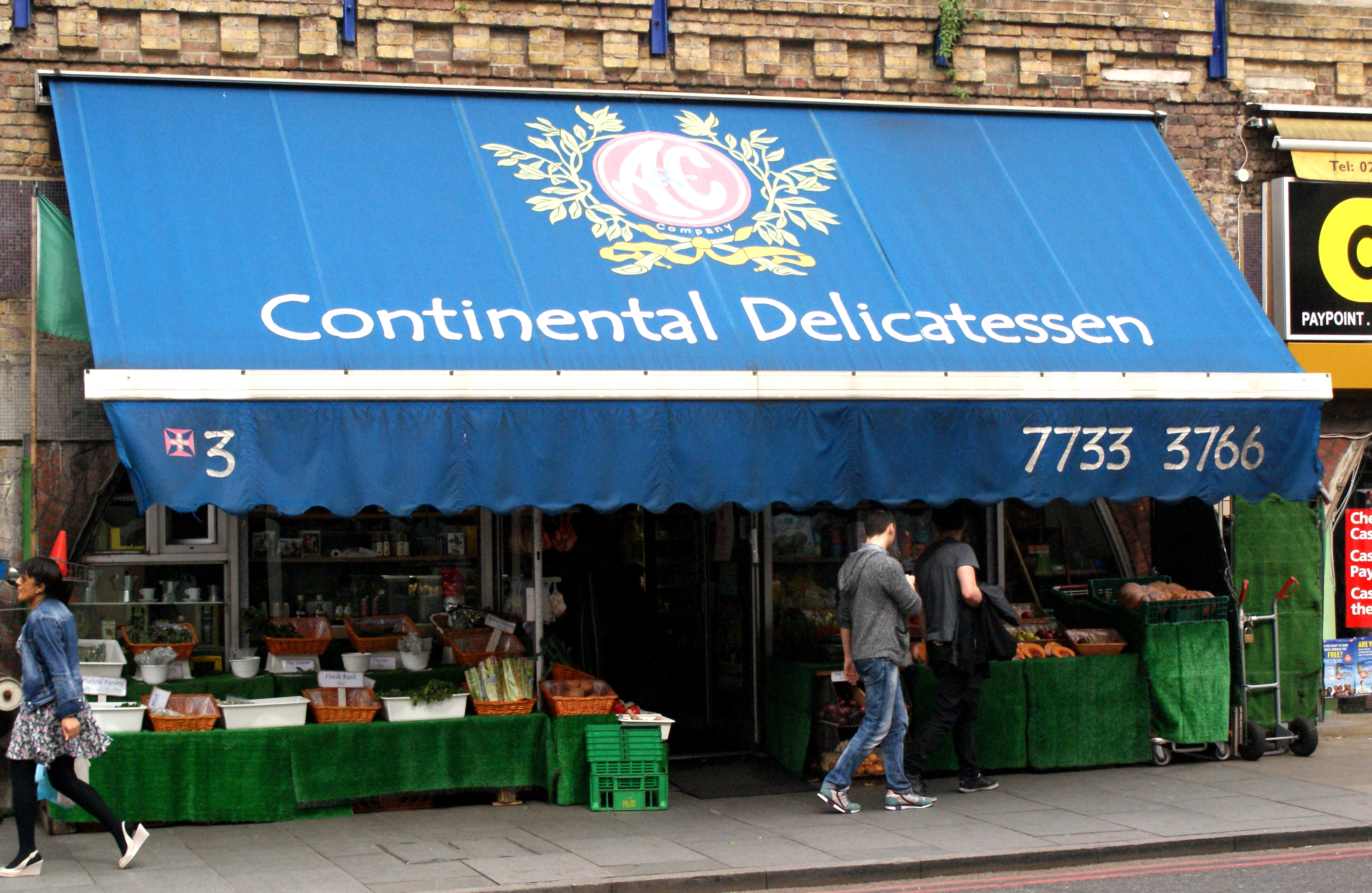 Great Cake Shops In Brixton